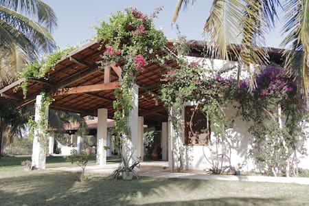 Casa en el paraíso del kite surf - Guajiru