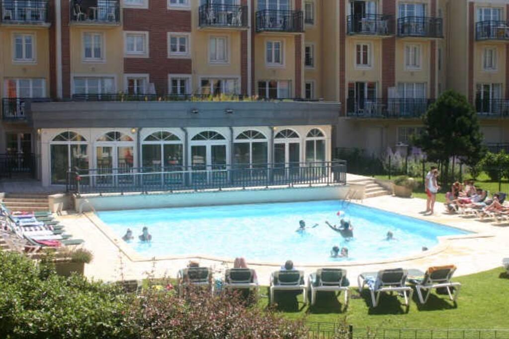 cottage r sidence piscine toute l 39 ann e maisons louer
