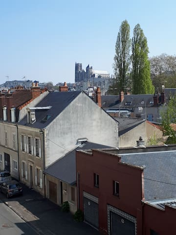 Appartement 54 m2 fonctionnel centre ville