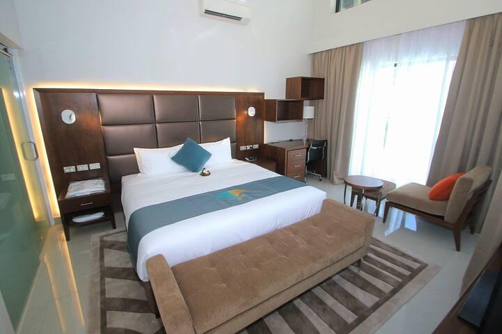 Denarau Island One-Bedroom Palm Apartment