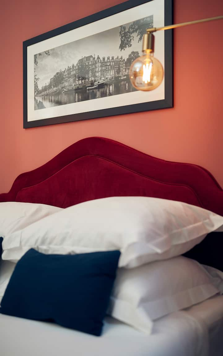 NEW! Temporary housing in the centre of Amsterdam