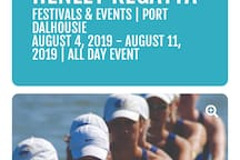 Royal Canadian Henley Regatta 2019