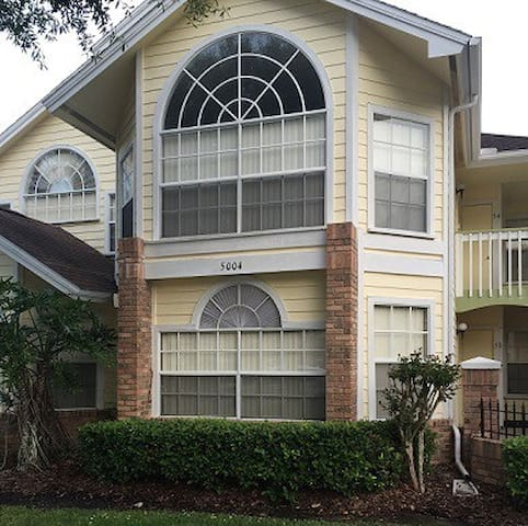 Condo Near Walt Disney World - Kissimmee - Kissimmee - Selveierleilighet
