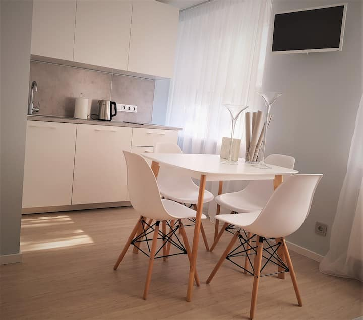 Alejas Apartment