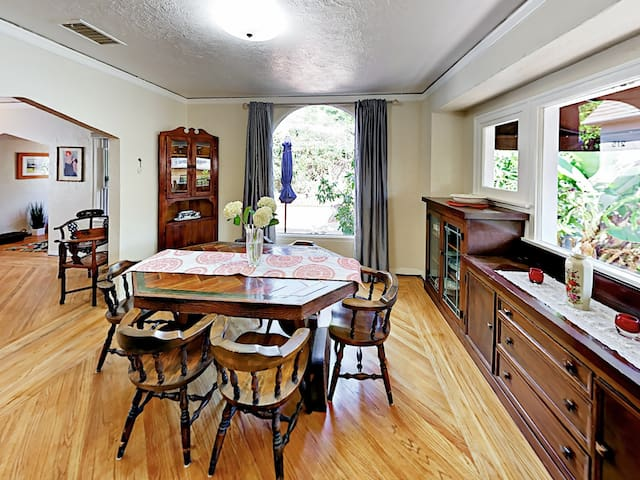 Built in 1930, this home boasts original character paired with modern comforts.