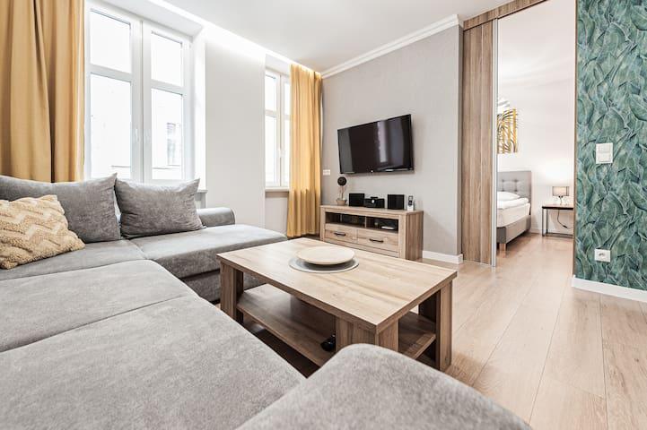 Apartamenty Chopina 4 | Apartament 3