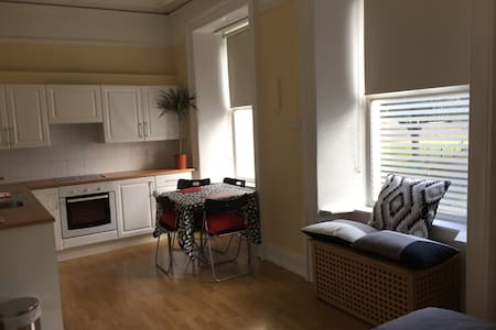 Apartment 2 in the Historical Cathedral Quarter - Sligo