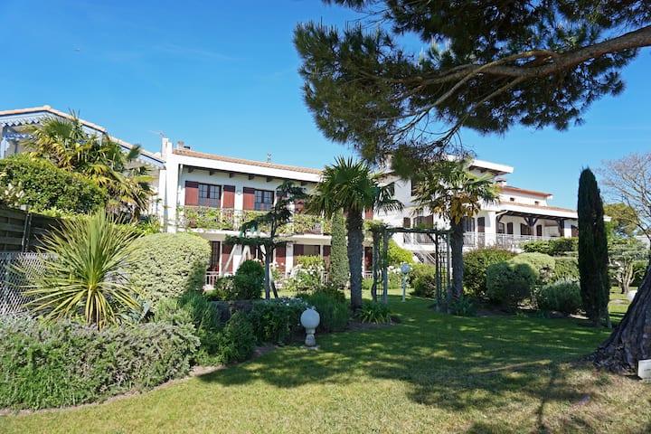 Villa les Voiliers vue mer appartement 5 personnes