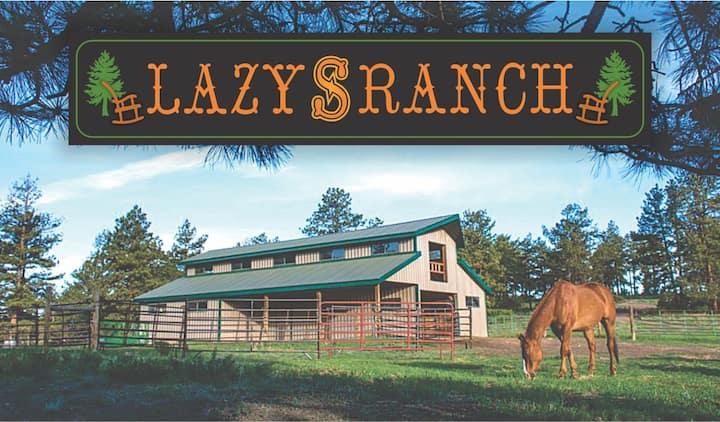 Lazy S Ranch/ mountain retreat