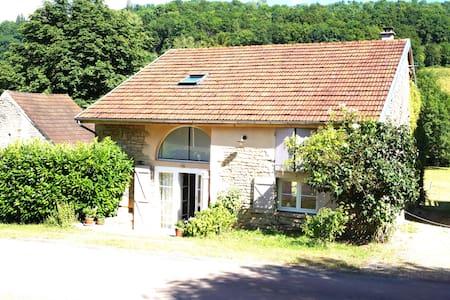 CHARMANTE MAISON AU CŒUR DE L'AUXOIS (BOURGOGNE) - Villeberny - House