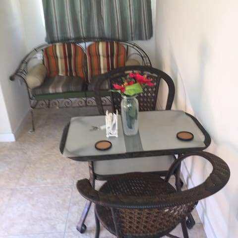 Cosy apartment, Great for Surfers! - Speightstown - Apartamento