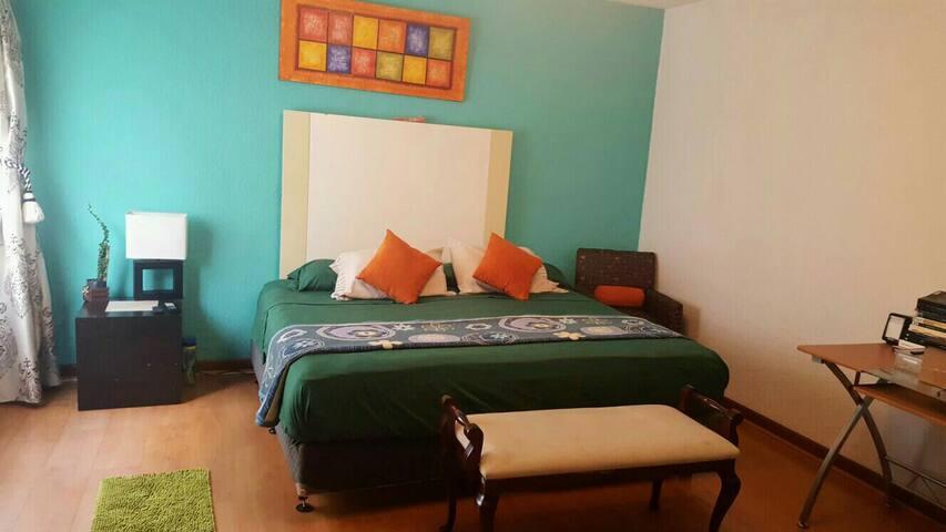 Kepler Private Room, Polanco_Anzures - Ciudad de México - Hus
