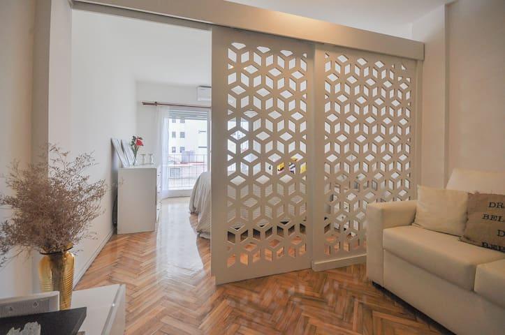 Apartamento en el corazón de Recoleta