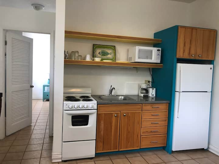 Love City Lofts  -Walkable Cruz Bay-Lameshur Suite