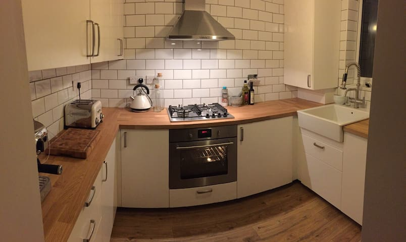 Modern equipped 1 bed apartment - Grays - Apartment
