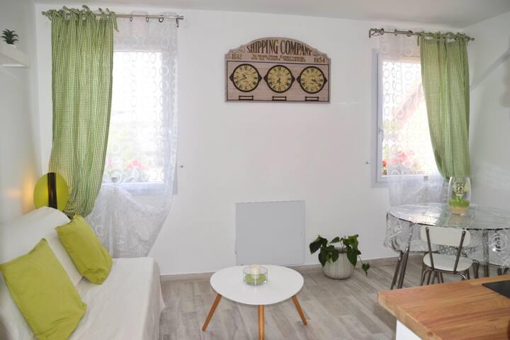 Appartement T2 moderne - Proche Paris