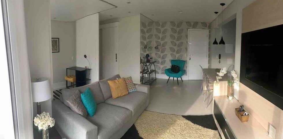 Apartamento Menara Morumbi SP