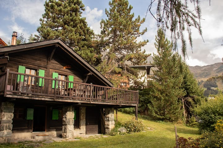 Authentic chalet renovated in 2020