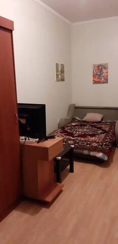 в центре комната по цене хостела
