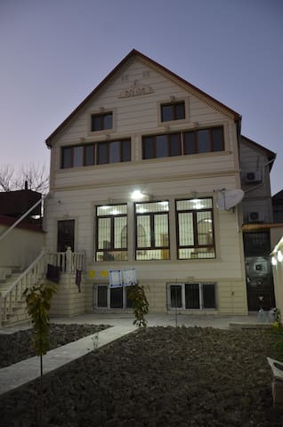 Seymur's house