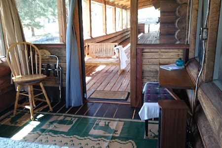 Mountain view sleeping porch  - Andere