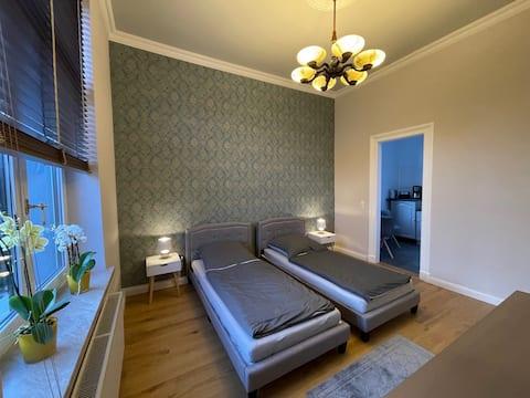 Stadthaus Moritz-Modernes Appartement+Gartenremise