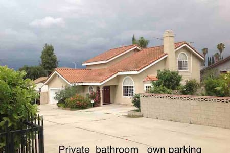 Uphill house private King suite 50% monthly