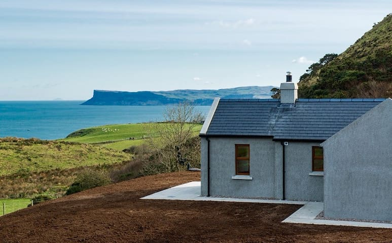 Kinbane Self Catering - Ballycastle - Casa