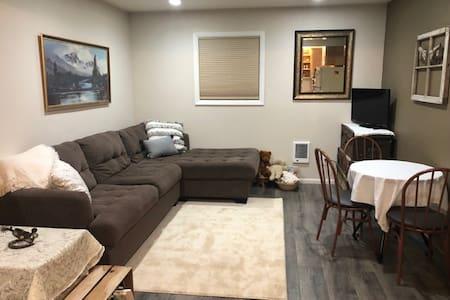 Brand new; homey & cozy, near the coast and campus