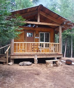 Trinity Cabin, eco- preserve
