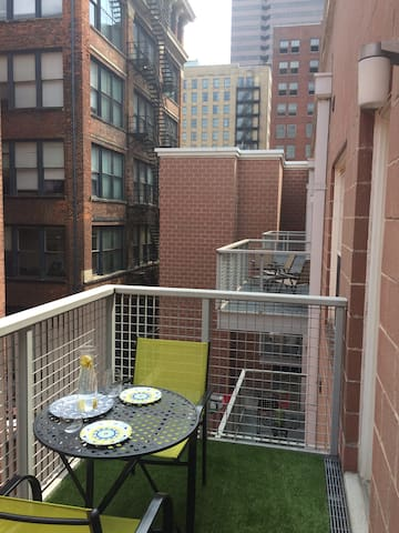 The Downtown Oasis! - Cincinnati - Apartamento