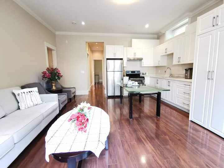Elegant Private 2BDR Basement Suit close to UBC
