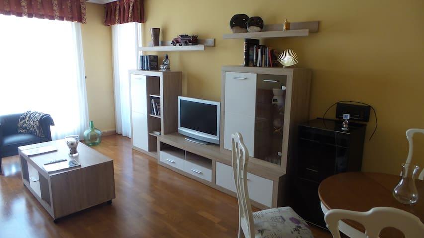 Precioso piso nuevo, amplio y con garaje