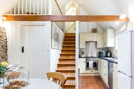 Stay in the Surrey Hills in a Charming Barn Conversion