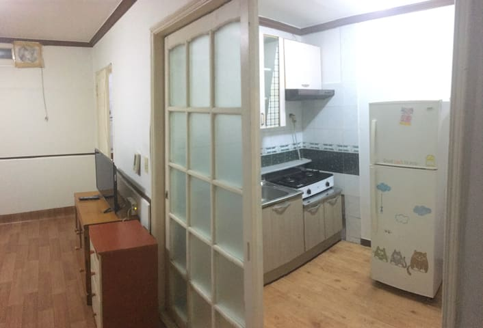 Cosy Apt in the heart of Daejeon - Tanbang-dong, Daejeon - Wohnung