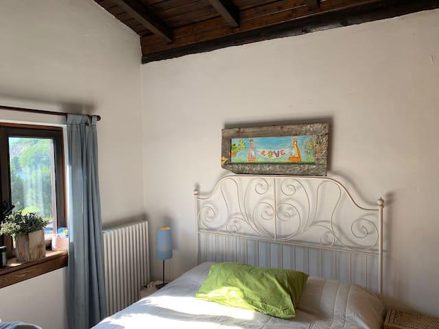 Double bed room ground floor