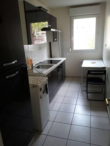 Appartement proche Loire quartier madeleine