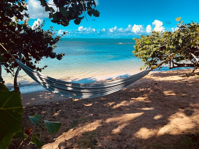 Villa Mermaid (Where the beach is your patio)