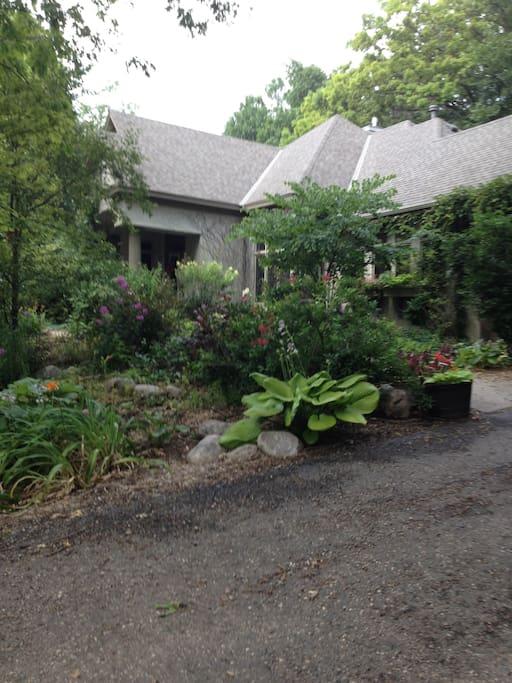 Shade Gardens and Sun Gardens