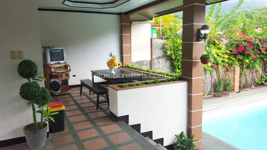 Hilario Private Resort for Rent - Laguna - Villa