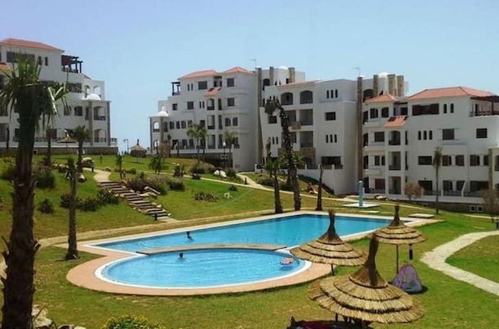 Apartment in Lilac's Garden, Cabo Negro, Tetouan - MA - อพาร์ทเมนท์