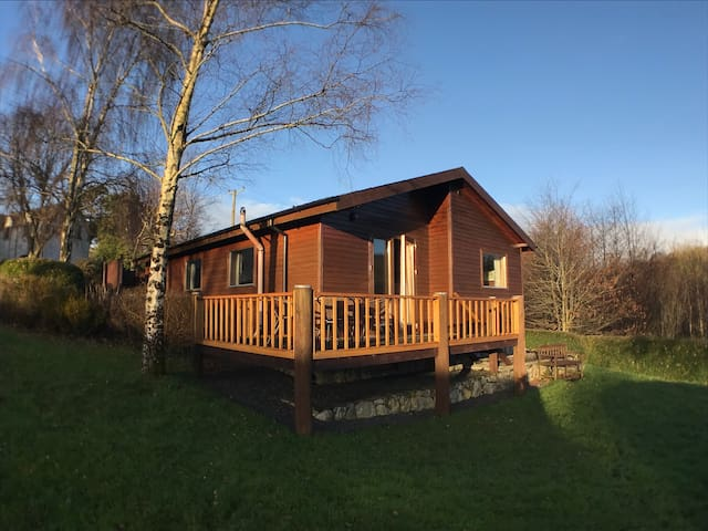 Whitewood Lodges - Three Bedroom Chalet