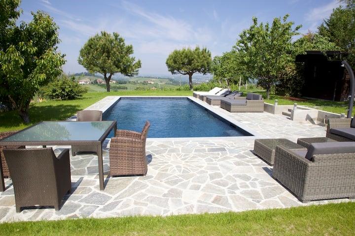 Casa Runi in Piedmont