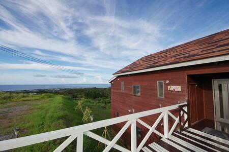 ◆Nakijin Sky Villa High◆Beautiful view.With attic
