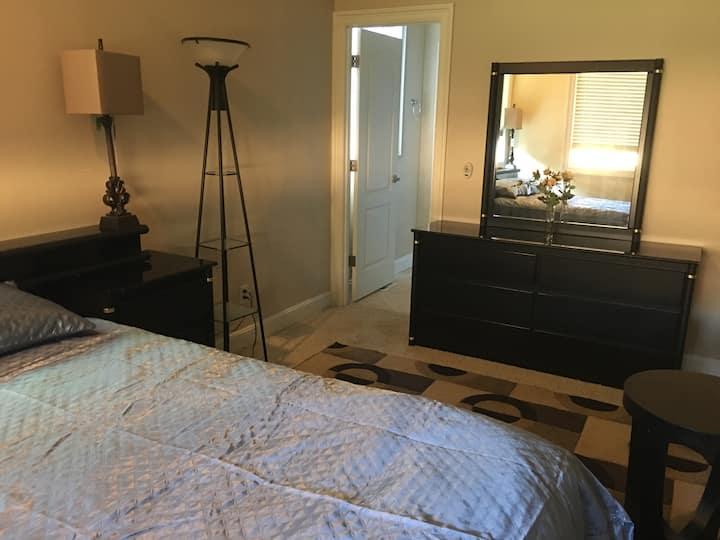 Guest suite close to Portland