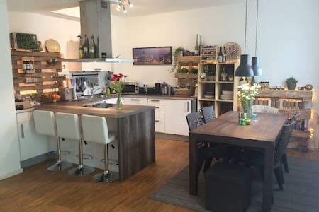 Moderne gemütliche Hamburger Wohnung in guter Lage - Hamburg - Apartament