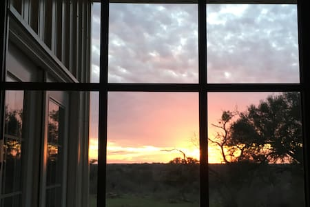 Escape to the Hill Country