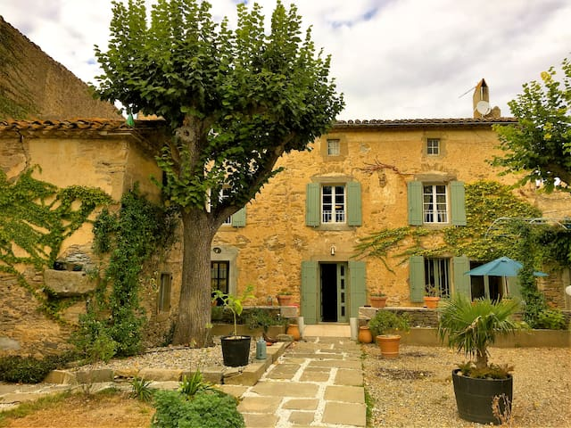 Charming house with lots of authentic elements - Peyriac-Minervois - Dům