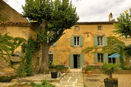 Charming house with lots of authentic elements - Peyriac-Minervois - Haus