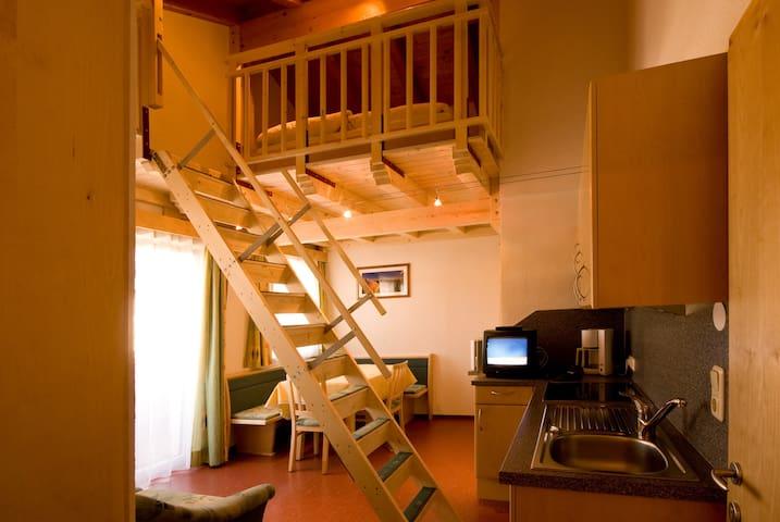 App. 5 Furgler (im Haus Bernardes STAMMHAUS) - Fiss - Apartment